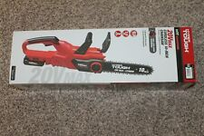 """HYPER TOUGH 20V HT CHARGE CORDLESS 10"""" AUTO-OILING CHAINSAW BRAND NEW"""