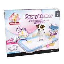 Puppy Potty-Trainer Welpen WC Gr. S incl. 10 Pads Hundetoilette Welpenklo