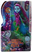 Mattel Monster High DHB48 - Fashion Dolls, The Great Dread Reef, Posea Reef New