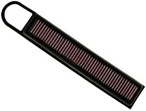 K&N Hi-Flow Performance Air Filter 33-2941 fits Citroen C3 1.6 VTi 120