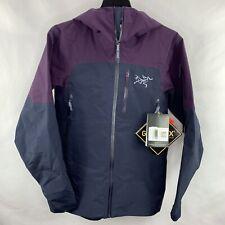 """Arc'Teryx Sabre LT Ski Jacket """"Phantom King"""" Men's Sz Small"""