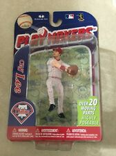 Mcfarlane MLB Playmakers Series 3 CLIFF LEE Phillies Pitching Pose Brand New 4""