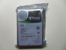 "Seagate EXOS X10 ST10000NM0016 10TB Enterprise Hard Drive 3.5"" 7200RPM SATA"