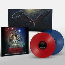 STRANGER THINGS -  VOLUME 1 Soundtrack Invada RED and BLUE Vinyl 2LP SEALED