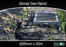 Geo textile/Geo-Fabric/Bidum landscaping drainage fabric 600MM x 50M Dark Grey