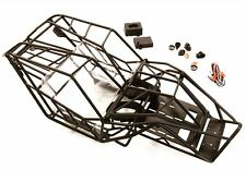 Integy Steel Tube Roll Cage Chassis Body Rock Crawler Racer Axial  Wraith Black