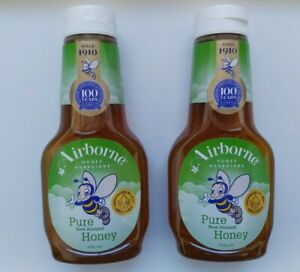 Airborne Honey - Pure New Zealand Honey 500g x 2