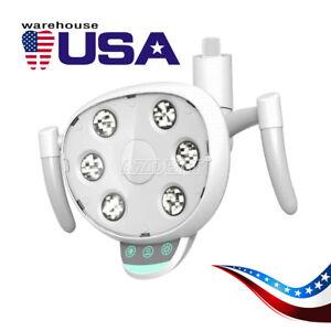 UPS Dental Oral LED Light Lamp Induction Lamp For Dental Unit Chair