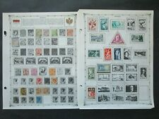 ESTATE: Monaco Collection on Pages, Great Item! (p8804)