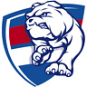 Sticker - Trading Card Sticker - AFL Western Bulldogs