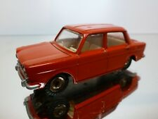 DINKY TOYS FRANCE 529 SIMCA 1000 - RED 1:43 - GOOD CONDITION - REPAINT