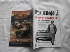 JULY/AUGUST,1997-CLASSIC AUTOMOBILE REGESTER-THE PORSCHES OF JAMES DEAN
