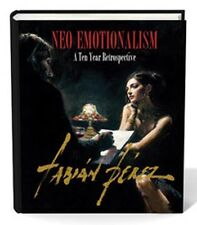 Fabian Perez Neo Emotionalism New Open Edition Hardback Book