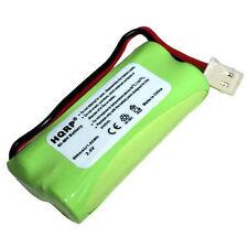 HQRP Batería para Vtech LS6325 LS6325-2 teléfono inalámbrico