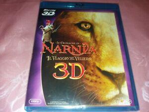 BLU RAY 3D nuovo Cronache Di Narnia (Le)-Il Viaggio Del Veliero  Vers Italiana