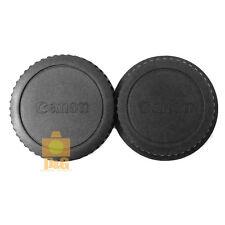 NEW CANON BODY HOOD CAP + LENS CAP FOR T5i 700D 650D 100D 5DIII 1DX 1100D HOOD