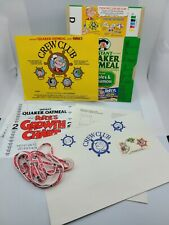 Mixed Lot Vintage Popeye The Sailor Quaker Oats Comics Collectible Items