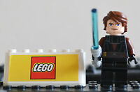 Lego Star Wars Minifigure Anakin Skywalker 7669 8098 8037 7675 Authentic