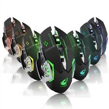 LED WIRELESS GAMING MOUSE