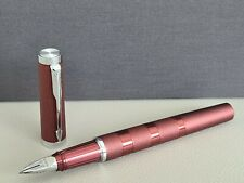 NEW Parker Ingenuity Large Deep Red CT 5th Technology Fineliner Pen w/out Box