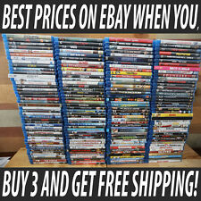 Blu-Ray Popular Movies Lot #1-F, Best Prices! Ships Same Day, Buy 3 Ships FREE!