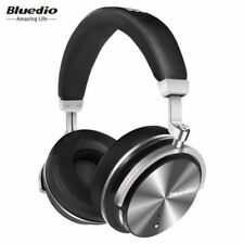 Bluedio T4S Noise Cancelling Bluetooth Headphones Extra Bass