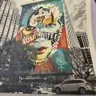 Sandra Chevrier x Shepard Fairey The Beauty of Liberty and Equality ed.500 FedEx