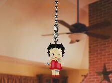Sonny Angel Kewpie Betty Boop Ceiling Fan Pull Light Lamp Chain Decoration 114M6