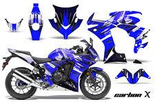 Amr Racing Graphic Kit Wrap Part Honda CBR500 Street Bike CBR 500 13-14 CARBON U