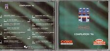 COKA COMPILATION 96 CD CARLA LIOTTO K RUN ALEXANDRA  BOMBY DEN HARROW IESHA