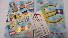 ITALIE 2012 8 pièces 3,88 EURO ITALIA ITALY ITALIEN unc fdc Dante Alighieri