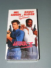 Leathal Weapon 3 VHS NEW