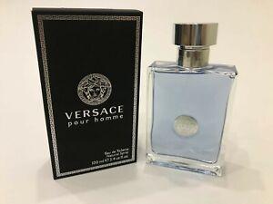 Versace Pour Homme 3.4oz Men Eau de Toilette