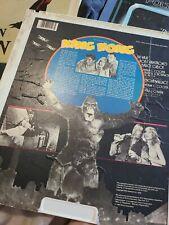 MOVIE ORIGINAL KING KONG CED SelectaVision Videodisc RCA