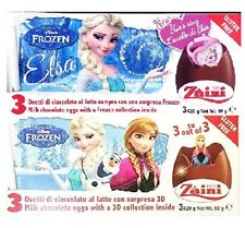 Disney Frozen Special Elsa Stocking Stuffer Gift Chocolate Surprise Toy 6 Eggs