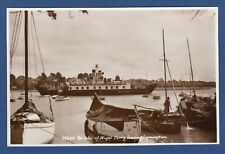 More details for isle of wight ferry leaving lymington rp pc unused sweetman aa237