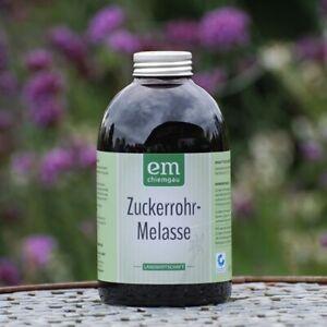 Zuckerrohrmelasse 1L Nährlösung zur EM-Vermehrung