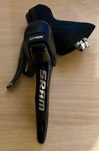 Sram Apex 10 Speed Double Tap Front & Rear Brake/Gear Shifters