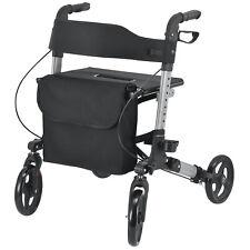 Neuf Déambulateur fauteuil roulant béquille canne aide marche 269€ pliable L@@K!