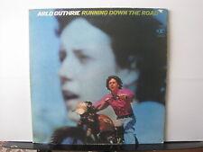 ARLO GUTHRIE Running Down The Road UK TRI-COLOUR REPRISE VINYL LP Free UK Post