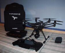 YUNEEC TYPHOON H THERMAL PRO, CGO-et cámara térmica, st16+, 5 baterías, mochila