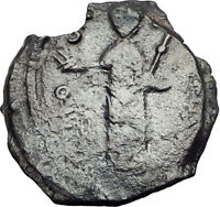 CRUSADERS of Antioch Tancred Ancient 1101AD Byzantine Time Coin St Peter i65106