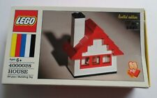NEW LEGO House Limited Edition 4000028 Building Toy 60th Anniversary 6+