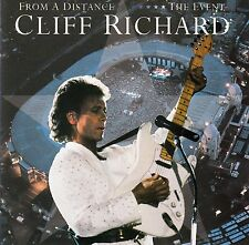CLIFF RICHARD : FROM A DISTANCE (THE EVENT) / CD (EMI RECORDS CDP 79 5187 2)