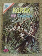 Korak el Hijo de Tarzan,Serie Aguila num.51,Novaro