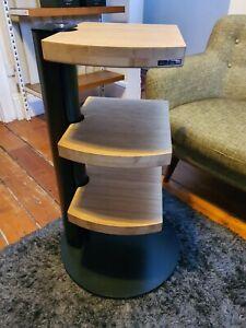 Atacama Helix Eco 3.0 Natural Bamboo Speaker Stand