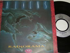 "7"" - RADIORAMA alieni & Flight of Fantasy-colonna sonora 1985 # 5430"