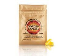 Golden Express - Cápsulas para Erección Dura y LIBIDO alto Efecto duradero