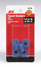"Ace 1/4"" Faucet Washers (Pack of 6), 46102"