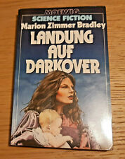 LANDUNG AUF DARKOVER - Science-Fiction-Roman von Marion Zimmer Bradley (TB 1984)